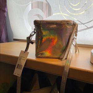 Kelsi Dagger Brooklyn cube purse
